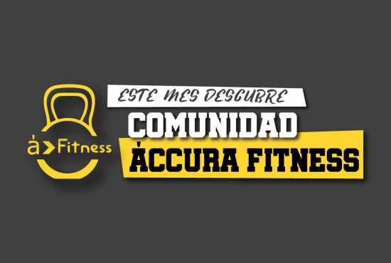 comunidad áccura fitness's illustrative image