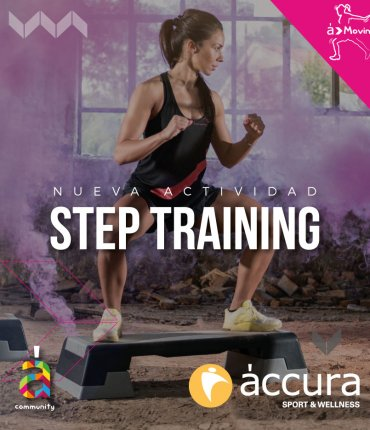 STEP TRAINING